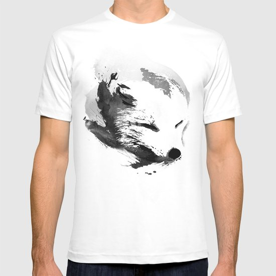 White Fox T-shirt