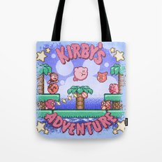 Adventure Kirby Tote Bag