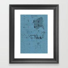 USELESS POSTER 18 Framed Art Print