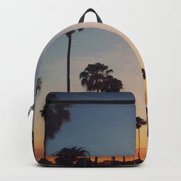 Palm Tree Summer Backpack