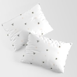Bees on bees Pillow Sham