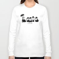 cactei Long Sleeve T-shirts featuring AHS Coven by ☿ cactei ☿