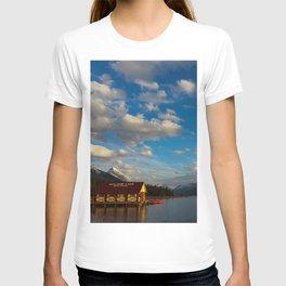 Dreamy Maligne Lake T-shirt