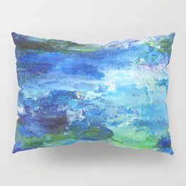 Blue Lagoon Pillow Sham