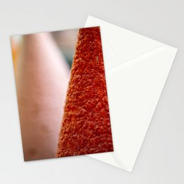 paprika tower Stationery Cards