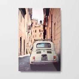 Roma D2 Metal Print