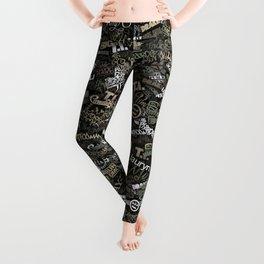 Hip Hop Comuflage Leggings