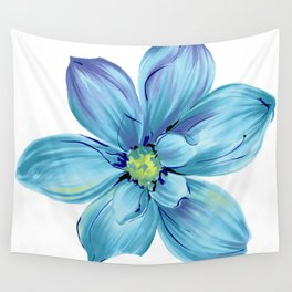 Flower ;) Wall Tapestry