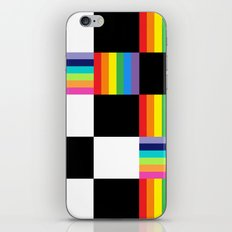 Chessboard 2013 iPhone Skin