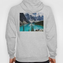 Lake Moraine Banff Hoody