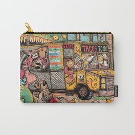 Taco Truck Carry-All Pouch