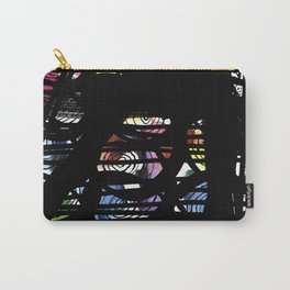 Circular Motion Carry-All Pouch