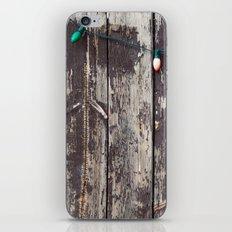 fence iPhone & iPod Skin