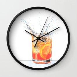 Spritz Wall Clock