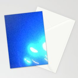 Abstracte Light Art in the Dark Version 40 Stationery Cards