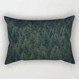Army Of Me Rectangular Pillow