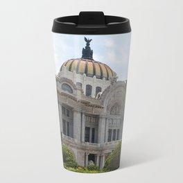 palacio de bellas artes Travel Mug