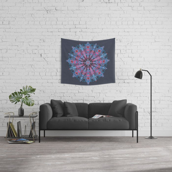 Escapism Wall Tapestry