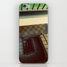 Spiral Staircase iPhone & iPod Skin
