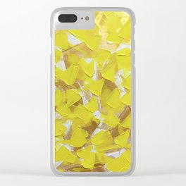 Butterfly #4 Clear iPhone Case