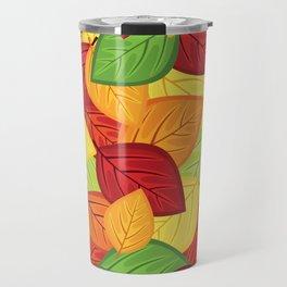 Autumn leaves #8 Travel Mug