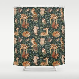 Nightfall Wonders Shower Curtain