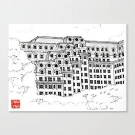 [DCA-1013] The Willard InterContinental Washington Washington, DC Canvas Print