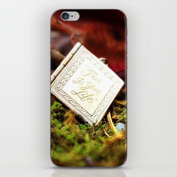 The Locket iPhone Skin