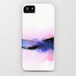 Spiral Fields iPhone Case