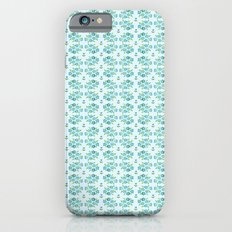 Country floral 1 Slim Case iPhone 6s