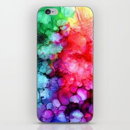 Rainblow iPhone Skin