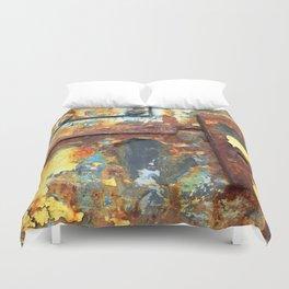 Colors of Rust / ROSTart Duvet Cover
