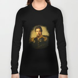 Al Pacino -replaceface Long Sleeve T-shirt