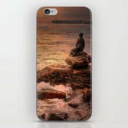 Folkestone At Sunrise iPhone Skin
