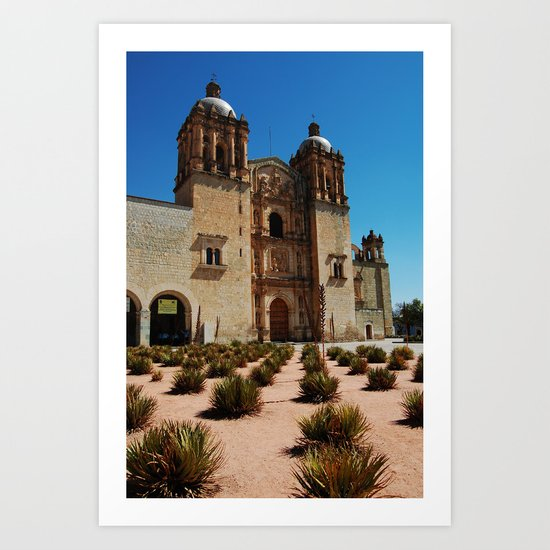 Santo Domingo Art Print