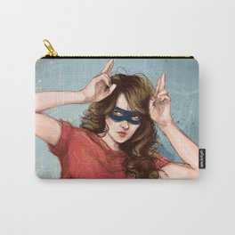 Down of the Justice fanart Carry-All Pouch