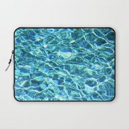 Shimmering Water Laptop Sleeve
