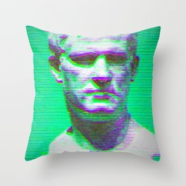 Marcus Vipsanius Agrippa Throw Pillow