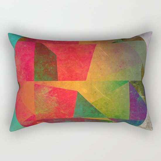 3 hyx Rectangular Pillow