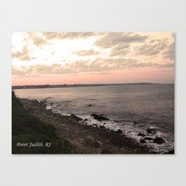 A Bit Of Paradise Canvas Print