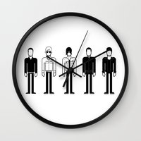 oasis Wall Clocks featuring Oasis by Band Land