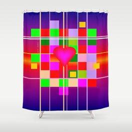 Valentine 002 Shower Curtain