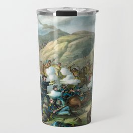 Little Bighorn - Custer's Last Stand Travel Mug