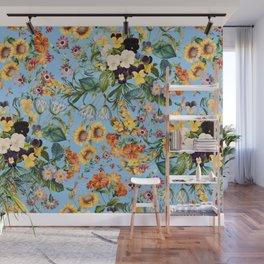 Summer Garden IV Wall Mural
