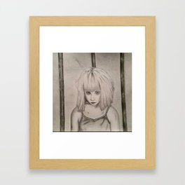 Maddie Framed Art Print