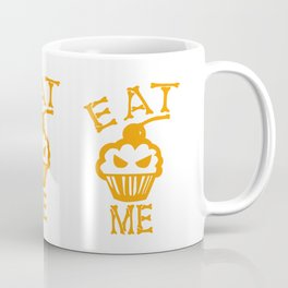 Eat me yellow version Coffee Mug
