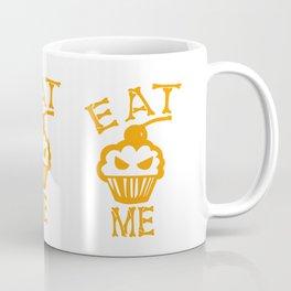Eat me yellow version Coffee Mug