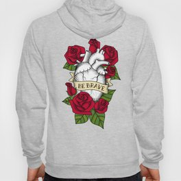 Heart and Roses Hoody