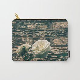 The moody garden flowers Carry-All Pouch