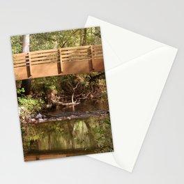 Bridge Over Brook Stationery Cards